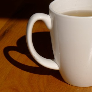 A practice of tea.